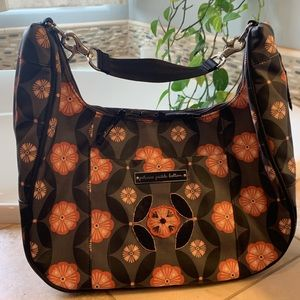 Petunia Pickle Bottom Touring hobo diaper bag